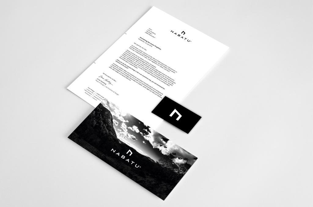 Nabatu - Jonas Keseberg // Visuelle Kommunikation & Grafik Design