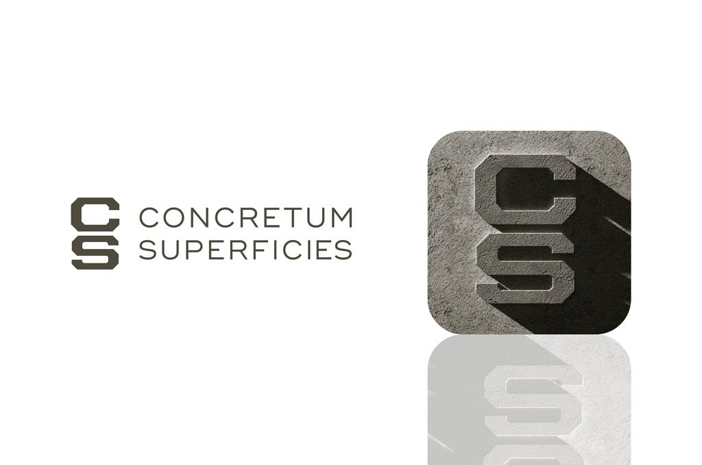 concretum superficies - Jonas Keseberg // Visuelle Kommunikation & Grafik Design