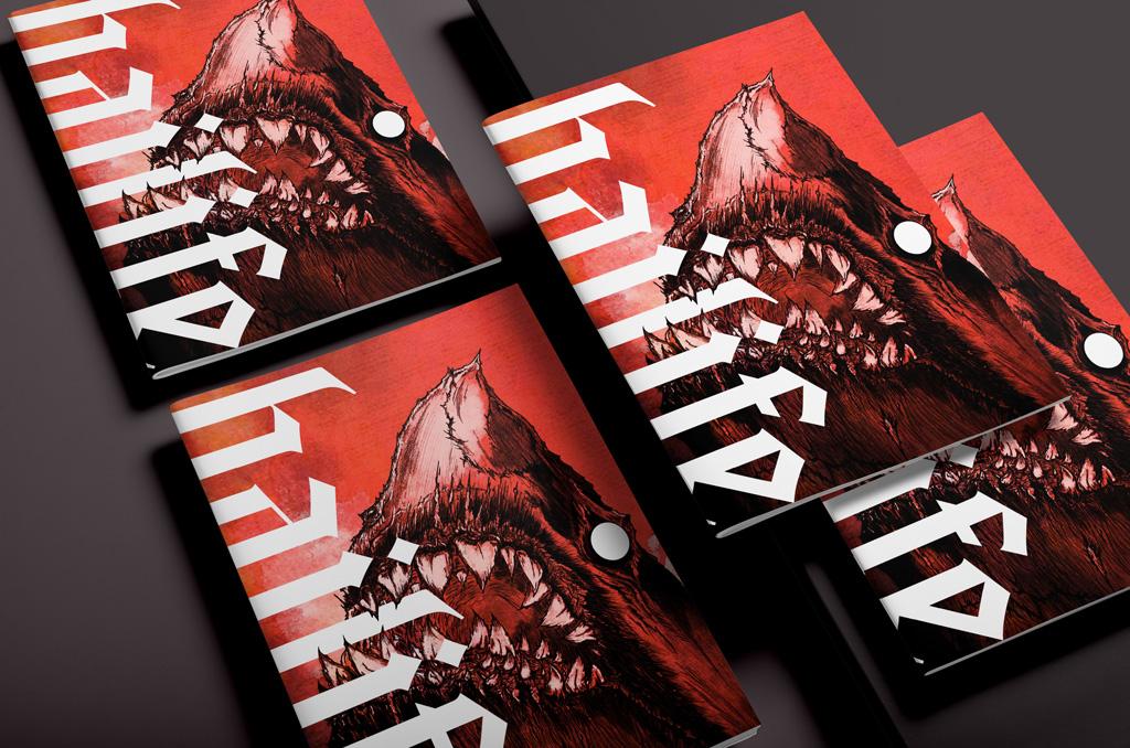 hailife - Jonas Keseberg // Visuelle Kommunikation & Grafik Design