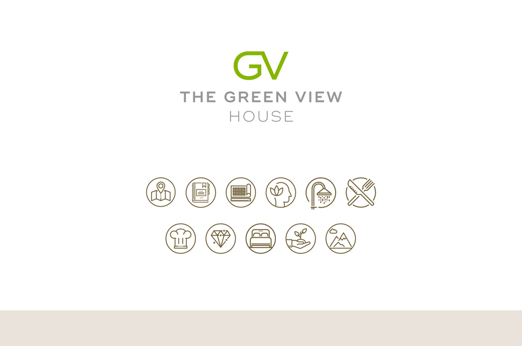 the green view - Jonas Keseberg // Visuelle Kommunikation & Grafik Design